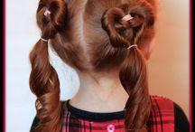 Layla's hair / by Laura Kassahn