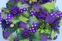 Wred Wrock Wreaths