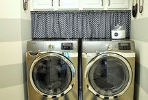 Laundry rooms / by Kelly Dubyne {Distinctive Interior Designs}