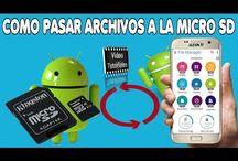 Cómo Mover Archivos A La Memoria Micro SD