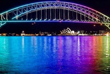 Vivid Sydney Views 2013 / Captured on, and from the Bridge, during the Vivid Sydney Festival 2013. / by BridgeClimb