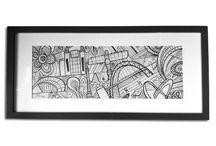 Prints / Geordie Gifts - Geordie related prints & frames
