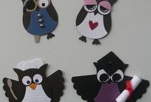 Stampin'Up Owl and other Punch Ideas