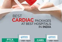 Best Cardiac care package offered by HBG