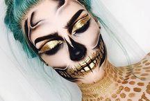 Halloween karneval