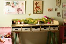 table desk for girl room