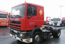 T DAF TRUCK 95ATI / Trucks of the Netherlands brand DAF,95ati range series.