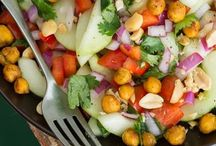 Healthy Eating / Great (and tasty!) recipes and dishes fit for the road to Wellness.