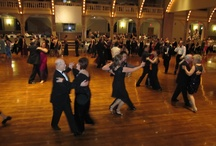 Ballroom New Year's Eve  Gala / Magical night of ballroom dancing, show with Champion Dancers held at #Rhodes on the Pawtuxet in Cranston, RI.