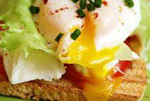 recepty - vejce