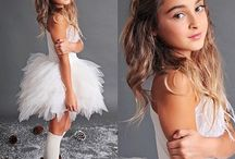 Tutu Inspiration / Styling inspiration for children's photo sessions.