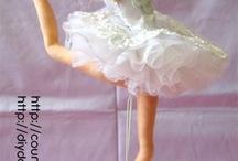 лялька балярина