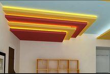 False ceiling / Designs of false ceilings