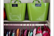Closet Organization / by Kelly Caton