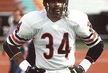 Chicago Bears & luv of the game / by BondGirlHoneyMD