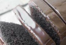 Baking - cakes