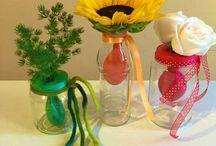Creare dei vasi palloncini colorati / Creare dei vasi palloncini colorati .  #diy #mycandycountry #handmade #vasi #ideacreativa  Seguimi su: www.mycandycountry.it