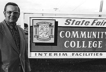 SFCC Beginnings / Pictures from the very beginning of the college's history. / by State Fair Community College