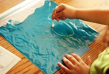 Kid's craft activities