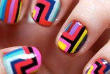 nails / by Stephanie Stevens