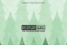 Chorus Music / by Keelyn Hermansdorfer