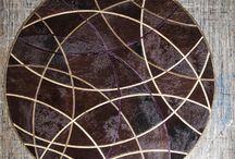 Pattern curtain&carpet