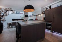 Opmaat / David Interieurbouw / Voor keukens opmaat, totaal interieurs en meubelen opmaat. by David de Goeij | info@davidinterieurbouw.nl