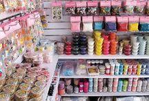 Stores,shops & inc