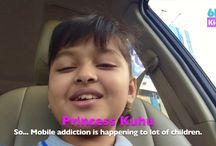 Mobile Addiction in Kids