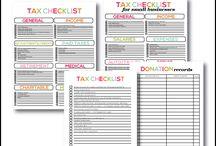 Getting organized / by Elliot Dow