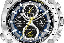 Bulova Watches - Men's