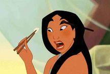 Fav5: Mulan