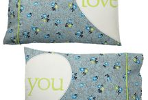pillow cases / by Karen Blanco-Winans