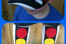 DYI hats