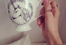 dainty & floral / for my special love of teacups