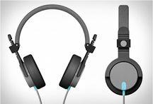 Pr: Headphone