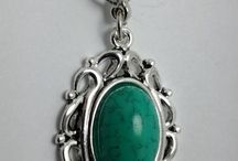 New Pendants & Necklaces / Most items for sale at time or original pinning.