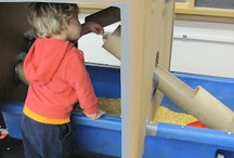 sand and water table ideas