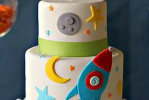 Space birthday / by Beth Engle