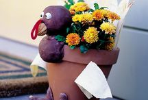Thanksgiving ideas  / by Missy McCullough