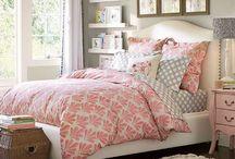 The Girls Bedrooms