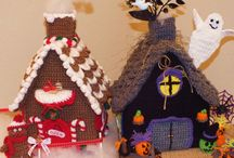 Connie's Spot© Christmas Crochet Creations & Decorating Tips / Connie's Spot© & Connie Hughes Designs© Is my wives crocheting & crafting blog & business.