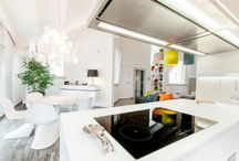 Penthouse Design In Pisa, Italy By Lorenzo Mannini