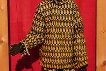 Marmo bianco, Africa nera / Mostra di marionette create da Mariano Dolci al Teatro Rossi Aperto