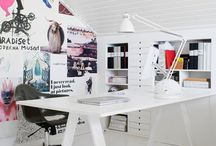 Work It! / Work spaces to feel productive & inspired / by Kelly Garcia