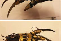 Steampunk. Gadgets