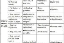 reward/chores chart