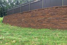 Decorative fencing / Types of fencing