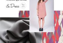 Pattern and Fabric Ideas