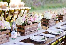 Summer Wedding Inspiration / Summer Wedding Inspiration